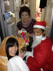 サンタが家にやってくる2013