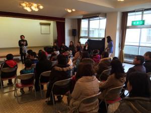 国際ソロプチミスト名古屋-会長の川村様より挨拶