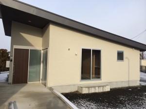 松ヶ浜地区災害公営住宅