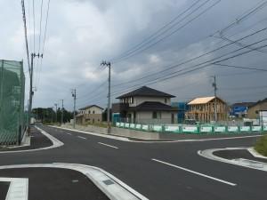 高台移転地 笹山地区