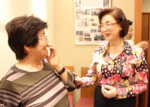 国際ソロプチミスト名古屋の皆さんと交流会