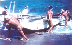 昭和20年代漁師さん
