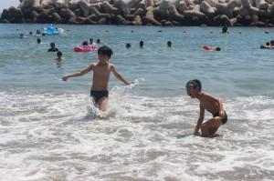 0805海水浴