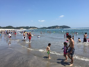菖蒲田海水浴場復興感謝祭